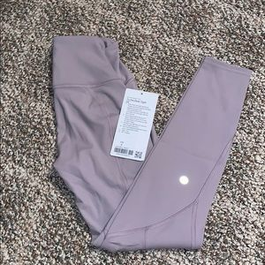 NWT lulu leggings